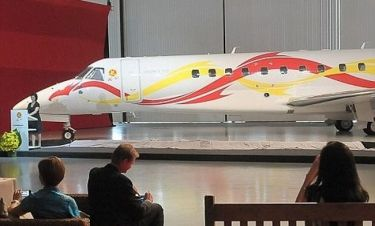 Ποιος ηθοποιός απέκτησε το δικό του αεροσκάφος;