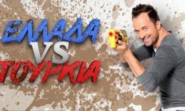 Έλληνας ο νικητής του Wipe Out Celebrities Edition!