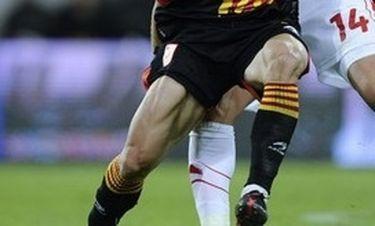 Ποιος ποδοσφαιριστής έχει… αυτούς τους μύες;