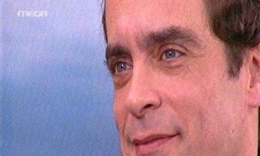 Κωνσταντίνος Μαρκουλάκης: «Δεν έχω πρόταση για τηλεόραση»