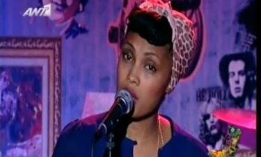 Δείτε την εμφάνιση της Imany στους «Ράδιο Αρβύλα»