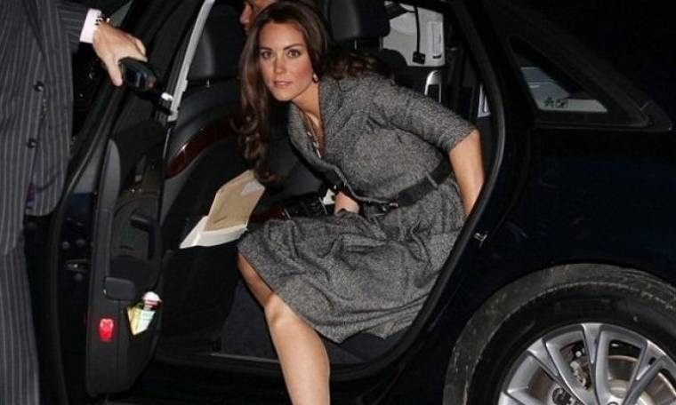 Solo εμφάνιση για την… Kate Middleton!