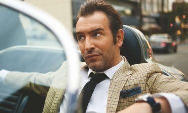 Ο Jean Dujardin μιμείται τον John Travolta