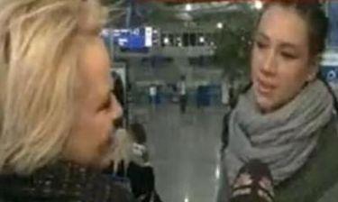 Η Μαριάννα Καλλέργη πήγε στη Ρωσία να γνωρίσει τα πεθερικά της!