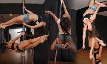 Η νέα μόδα λέγεται pole dancing!
