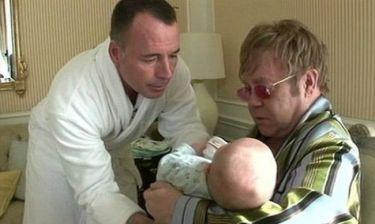 Ο Sir Elton John φοβάται μην «στιγματιστεί» ο γιος του