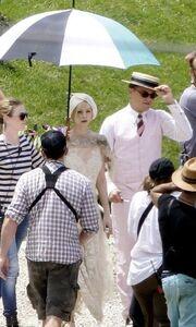 Leonardo DiCaprio: Επιστροφή στα πλατό του Great Gatsby