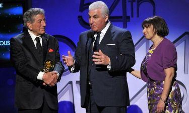 Mitch Winehouse: Η Amy θα έπρεπε να είναι εδώ