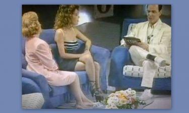 Video: Η Ελένη Μενεγάκη με την μητέρα της Ζέτα στην μοναδική τηλεοπτική εμφάνισή τους (Nassos blog)