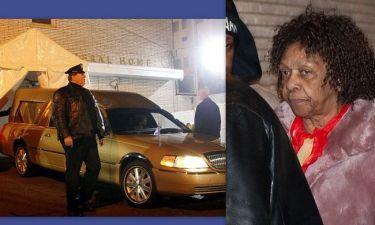 Whitney Houston: Η κηδεία στο Νιού Τζέρσεϊ, η μητέρα της συντετριμμένη