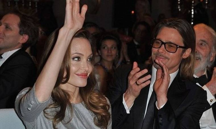 Ο Brad Pitt καμαρώνει για την Angelina Jolie