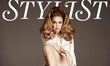 Kylie Minogue: Φωτογράφηση για τρία εξώφυλλα