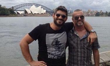George Michael: Απολαμβάνει τις διακοπές του στην Αυστραλία