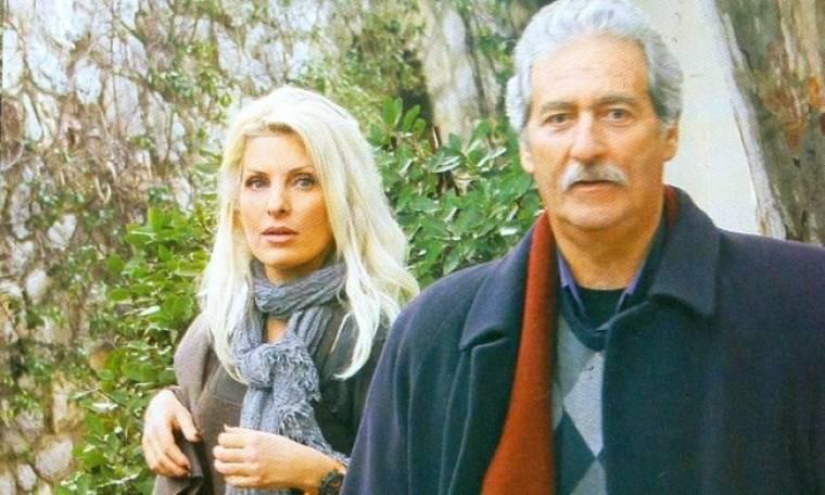 Η Μενεγάκη και ο πατριός της
