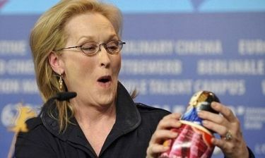 Η Meryl Streep και η μπάμπουσκα
