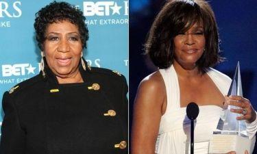 Η Aretha Franklin θα τραγουδήσει στην κηδεία της Whitney Houston