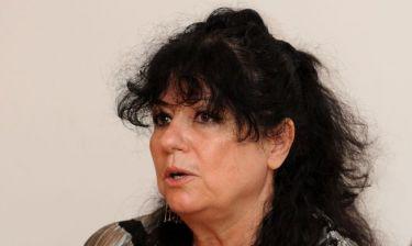 Άννα Βαγενά: «Η Αθήνα είναι πλέον μια ρημαγμένη πόλη»