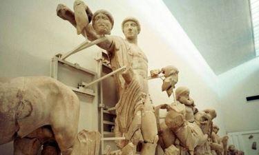 Ληστεία-σοκ στο Μουσείο της Αρχαίας Ολυμπίας
