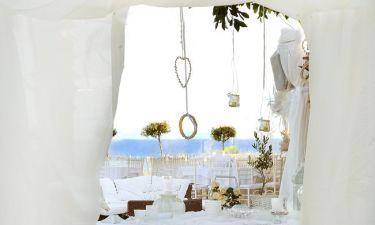 Ένας ονειρικός χώρος για το γάμο σας