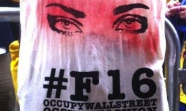 Νέα Υόρκη: οι αγανακτισμένοι στο show του Calvin Klein