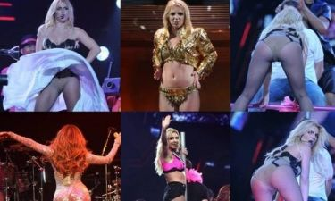 Η Britney κρατά «ζεστούς» τους θαυμαστές της!