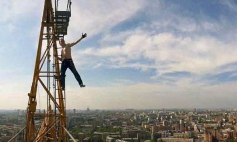 Φωτογραφίες που κόβουν την ανάσα: Ακροβατούν σε απίστευτα ύψη