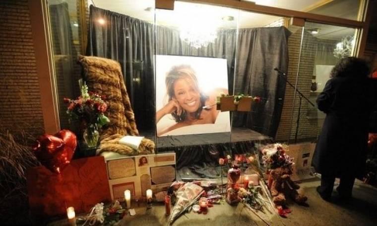 Σήμερα η κηδεία της  Whitney Houston