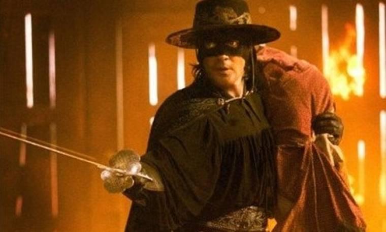 Ποιος θα είναι ο νέος Zorro;
