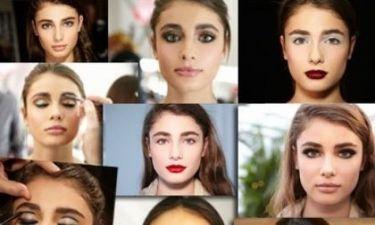 Το μακιγιάζ στην εβδομάδα μόδας της Νέας Υόρκης