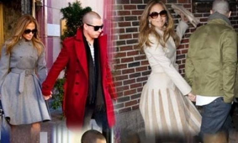 Jennifer Lopez- Casper Smart: Το σιαμαίο ζευγάρι