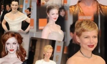 Beauty trend: To κατάλευκο δέρμα κυριάρχησε στα βραβεία BAFTA