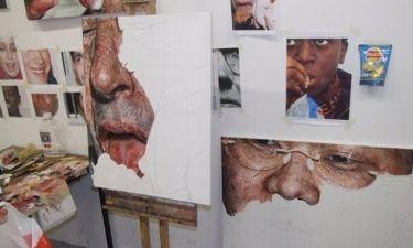 Καθημερινοί άνθρωποι, καθημερινές συνήθειες, καθημερινή ζωγραφική
