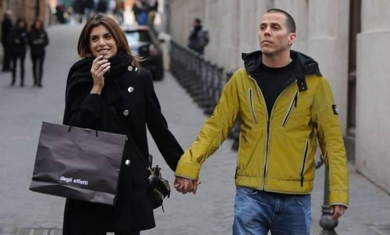 Elisabetta Canalis: Χέρι – χέρι με το νέο της σύντροφο στη Ρώμη
