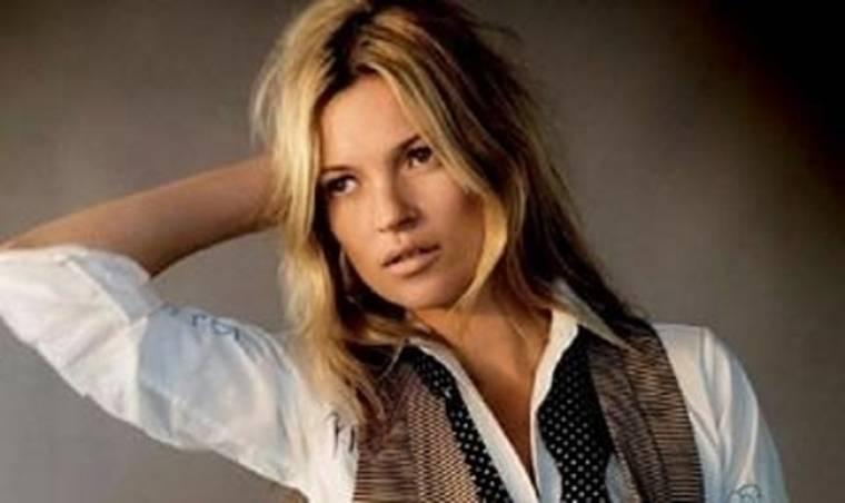 Έχει ατέλειες η Kate Moss;