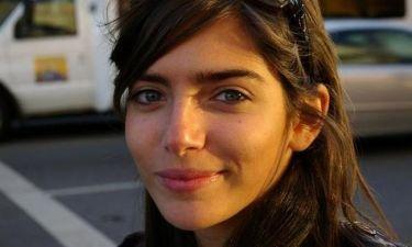 Ποιου γνωστού Έλληνα ηθοποιού είναι κόρη η νεαρή κοπέλα;