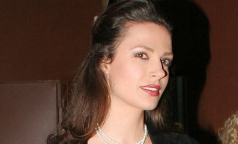 Άννα Δημητρίεβιτς: «Ο Χαραλαμπόπουλος είναι ακριβώς όπως τον βλέπεις στην οθόνη»