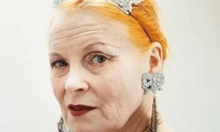 Vivienne Westwood: «Τα ρούχα των νέων δεν ήταν ποτέ πιο άσχημα»