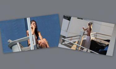 Arianny Celeste: Γυμνή στο μπαλκόνι α λα Τζούλια! (Φωτό)
