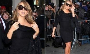 Η Mariah Carey ξέρει να κάνει εμφάνιση ντίβας
