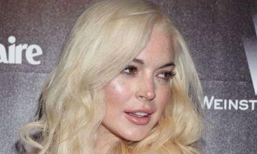 Ο τρομακτικός πίνακας της Lindsay Lohan πουλήθηκε για 100.000 δολάρια!