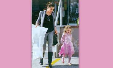 Η Κάτια Ζυγούλη και η «ροζ πριγκίπισσα» Αναστασία