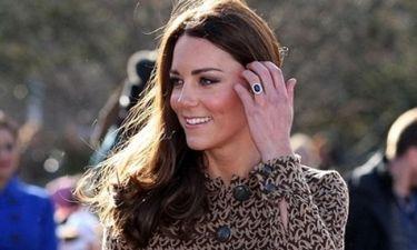 H Kate Middleton και τα… περιστέρια