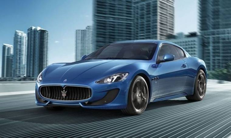 2013 Maserati GranTurismo Sport: στυλ και επιδόσεις