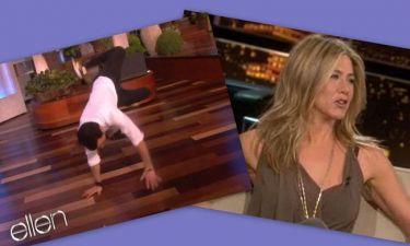 Η Jennifer μιλά για το στήθος της και ο Justin χορεύει breakdance!