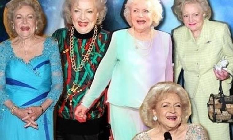 Betty White: Η κοκέτα γιαγιά του Hollywood