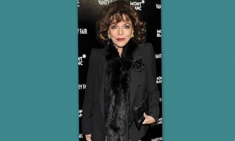 Joan Collins: Αποκάλυψε κατά λάθος τον νικητή των Oscars;