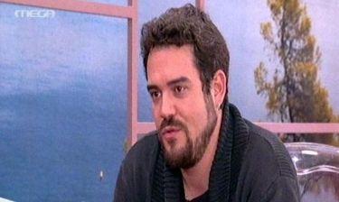 Πυγμαλίων Δαδακαρίδης: «Είμαι πολύ νευρικός»
