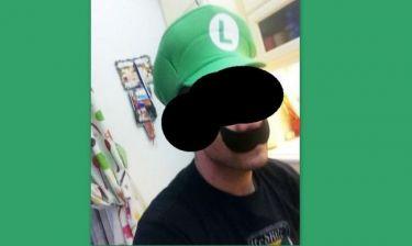 Ποιος επώνυμος της σόουμπιζ ντύθηκε Luigi;