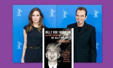 Η Angelina γράφει τον πρόλογο στο βιβλίο του Billy Bob Thornton