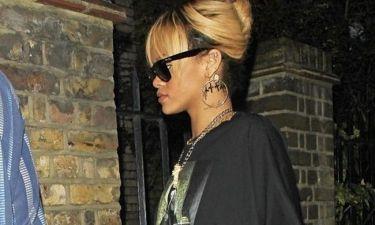 Rihanna: Θα μείνει μόνιμα στο Λονδίνο;
